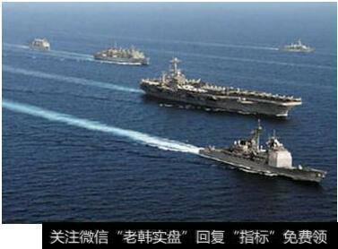 [1992韩美军演]韩美军演启动再即军工板块有望迎来契机 军工题材概念股受关注