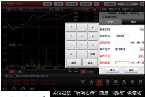 支持招商证券的手机炒股软件有那些?