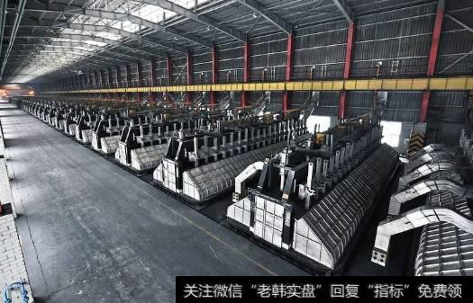4月份国内电解铝产量_国内电解铝产量同比下滑,电解铝题材概念股可关注