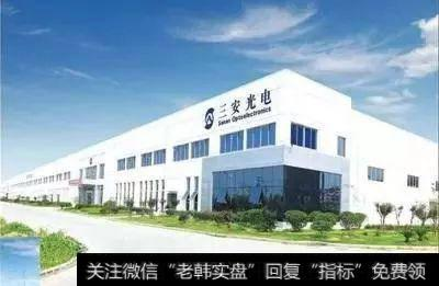 5月3日重要增减持:三安光电股东三安集团拟增持5亿-15亿元