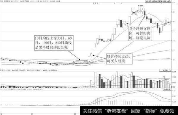 图1-1包钢股份(600010)日K线图