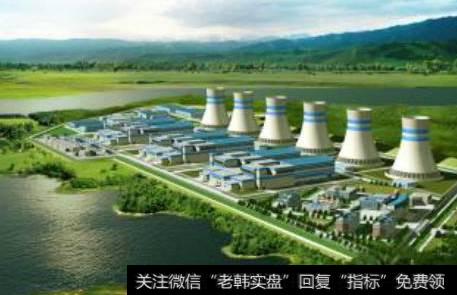 核电两巨头合取得进展,核电题材<a href='/gainiangu/'