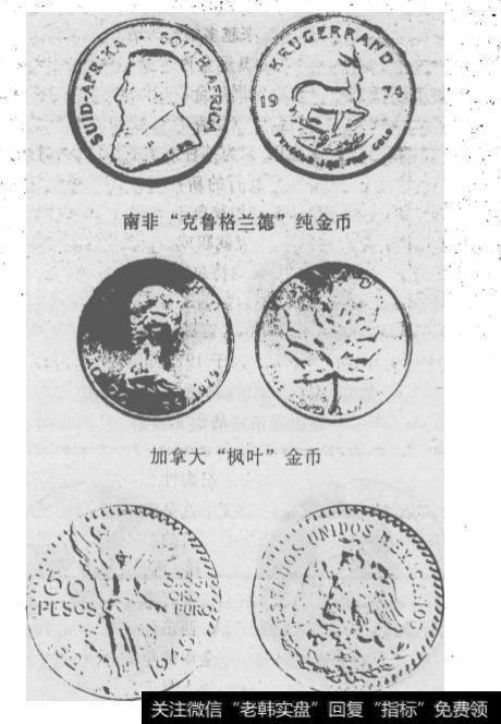 各国金币样式