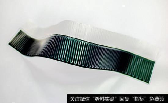 薄膜太阳能芯片概念股受关注 摆脱充电桩束缚