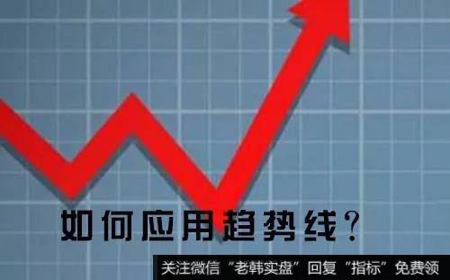 股票知识学习丨如何应用趋势线?趋势线的实战操作技巧