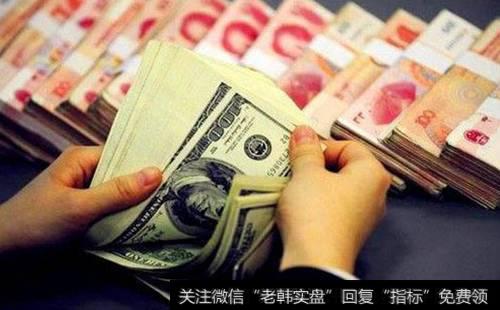 """【中国外汇储备走势图】中国外汇储备八连涨 四季度美元指数仅是""""反弹"""""""